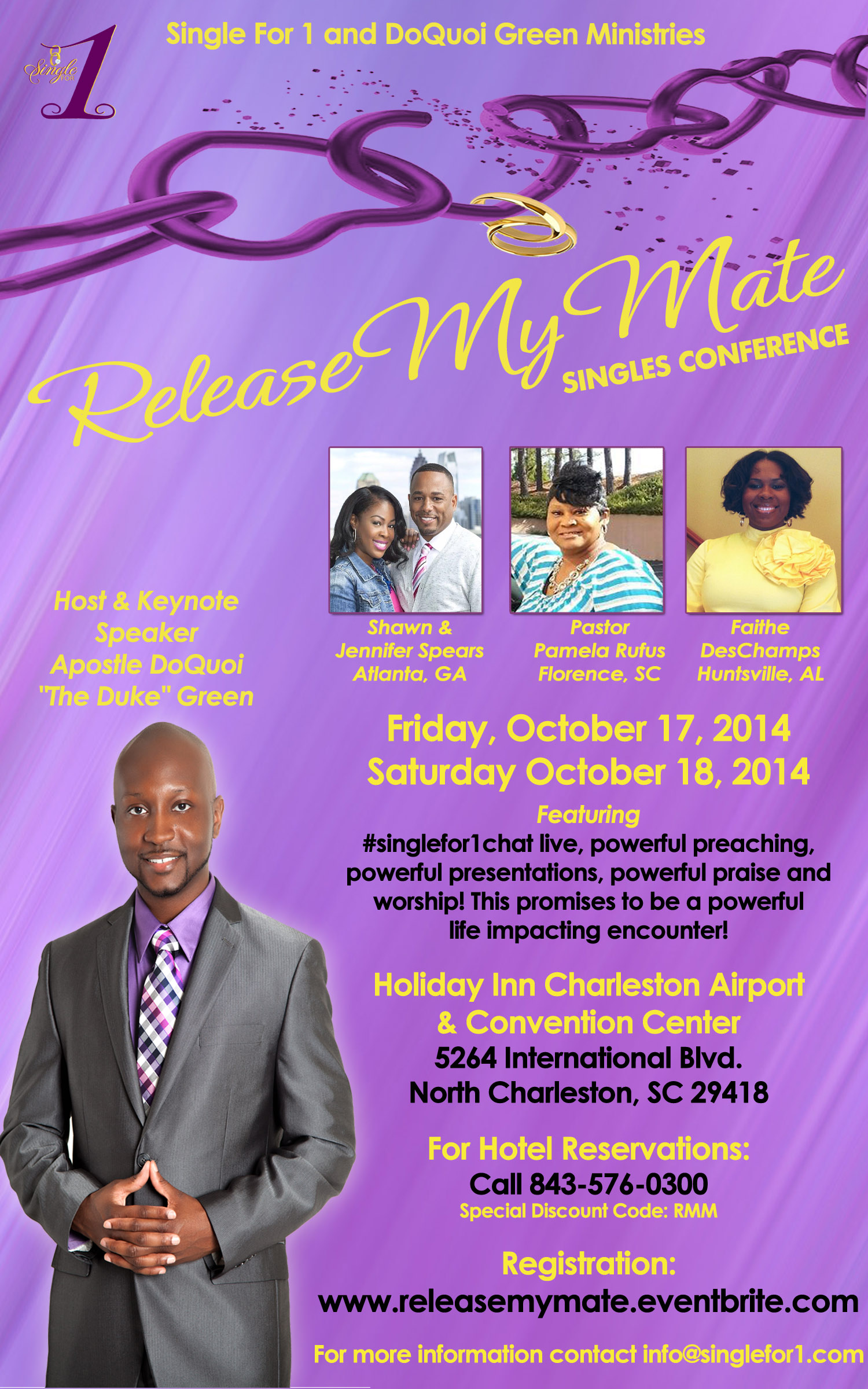 Singles conference