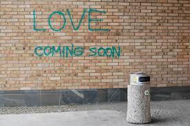 love is coming soon